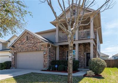 Austin Single Family Home Pending - Taking Backups: 14221 Canyon Trl