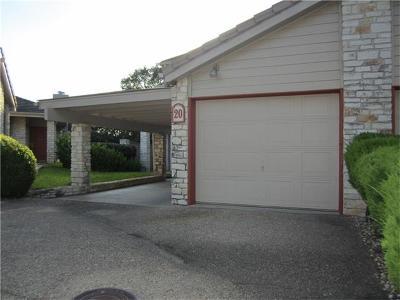 Lakeway Rental For Rent: 2201 Lakeway Blvd #20