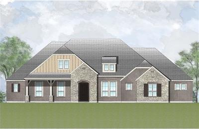 Liberty Hill Single Family Home For Sale: 400 Umbrella Sky