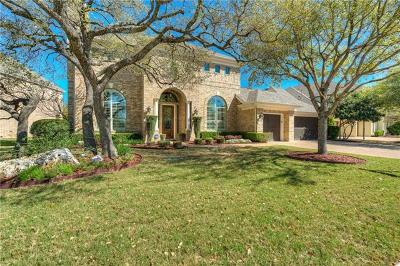 Austin Single Family Home For Sale: 13212 Coleto Creek Trl