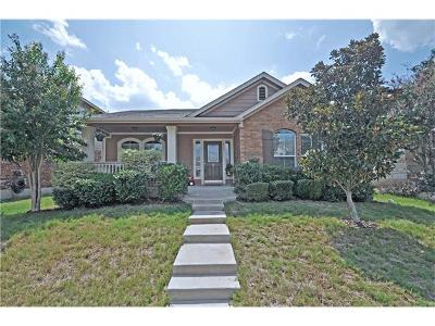 Cedar Park Single Family Home Pending - Taking Backups: 1815 Indian Lodge Dr