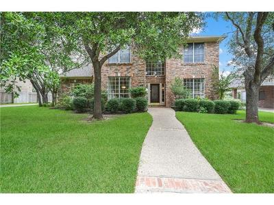 Austin Single Family Home Pending - Taking Backups: 10309 Rhett Butler Dr