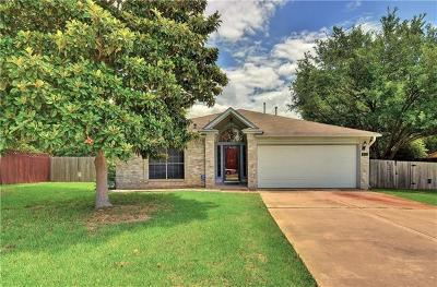 Pflugerville Single Family Home For Sale: 603 S 5th St