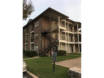 Austin Condo/Townhouse For Sale: 12166 Metric Blvd #122