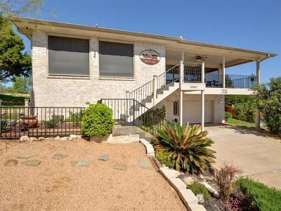 Lago Vista Single Family Home For Sale: 20602 Hoover Cv