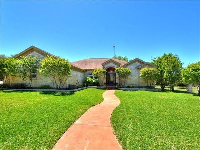 Liberty Hill Single Family Home For Sale: 1027 County Road 284