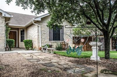 Leander Single Family Home For Sale: 713 Maplecreek Dr