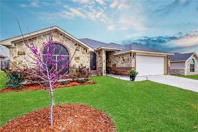 Killeen TX Single Family Home For Sale: $197,500