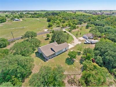 Georgetown Single Family Home For Sale: 451 County Road 130