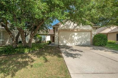 Georgetown Single Family Home For Sale: 703 Whispering Wind Dr