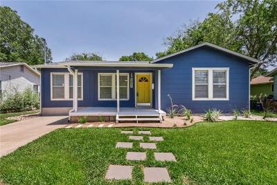 Austin Single Family Home Coming Soon: 1402 Karen Ave