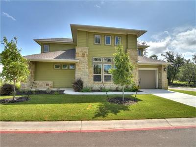 Leander Single Family Home For Sale: 1739 Rowdy Loop