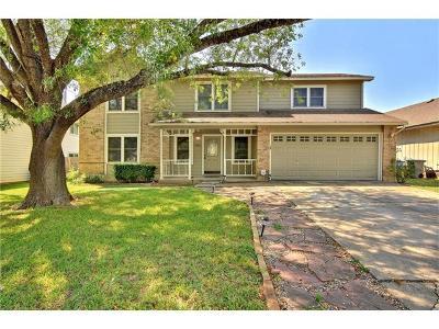 Austin Single Family Home For Sale: 7502 Ladle Ln