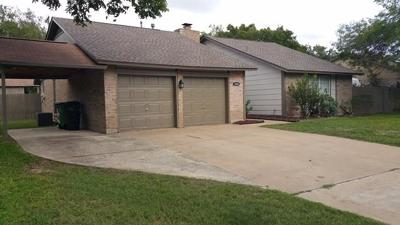 Round Rock Single Family Home For Sale: 1604 Woodgreen Dr