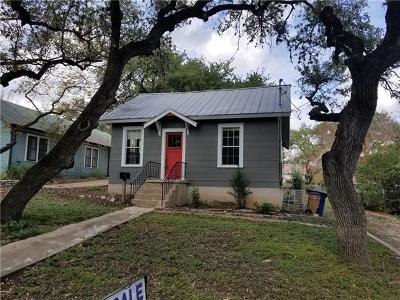 Single Family Home For Sale: 808 S Columbus St