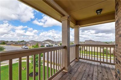 Georgetown Single Family Home For Sale: 1016 Hawkeye Point Rd