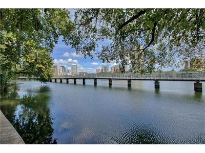 Travis County Condo/Townhouse For Sale: 500 E Riverside Dr #241