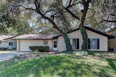 Single Family Home Pending - Taking Backups: 7109 Whispering Oaks Dr