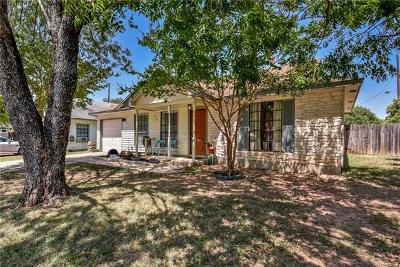 Round Rock Single Family Home Pending - Taking Backups: 508 Edwards Dr