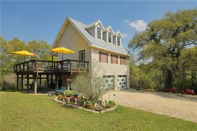 Leander Single Family Home For Sale: 451 High Gabriel E