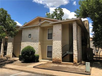 Austin Condo/Townhouse For Sale: 10616 Mellow Meadows Dr #34A