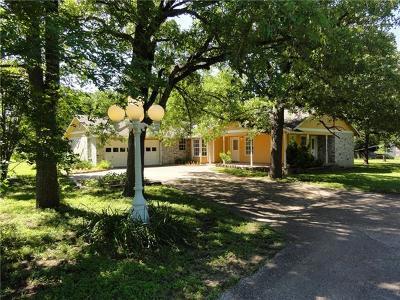 Cedar Creek Single Family Home Pending - Taking Backups: 321 Linam Ln