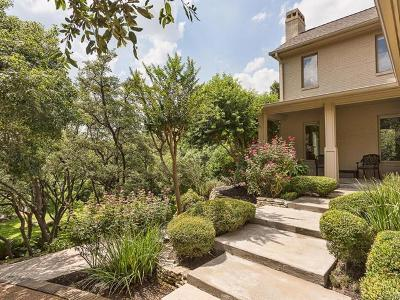 Hays County, Travis County, Williamson County Single Family Home For Sale: 6007 Carry Back Ln