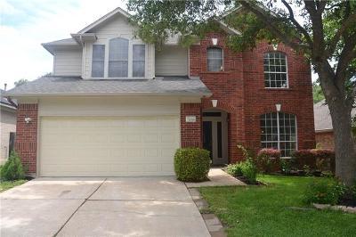 Austin Single Family Home For Sale: 10316 Snapdragon Dr