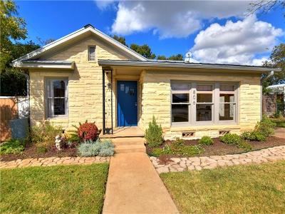 Liberty Hill Single Family Home For Sale: 806 Loop 332