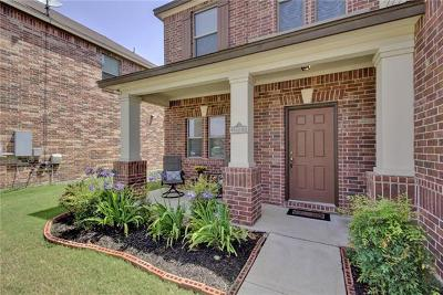 Leander Single Family Home For Sale: 1304 Calla Lily Blvd