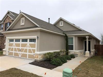Hutto Rental For Rent: 310 Danish Dr