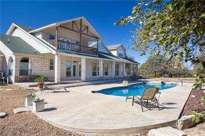 Burnet County, Lampasas County, Bell County, Williamson County, llano, Blanco County, Mills County, Hamilton County, San Saba County, Coryell County Farm For Sale: 15345 Cedar Valley Rd