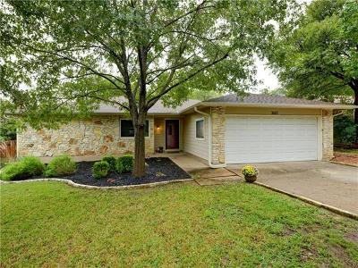 Austin Single Family Home For Sale: 3601 Cookstown Dr
