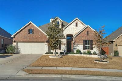 Pflugerville Single Family Home Active Contingent: 19800 Moorlynch Ave