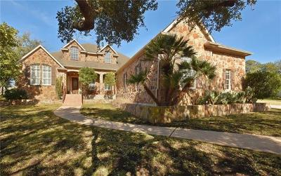 Dripping Springs TX Single Family Home For Sale: $685,000