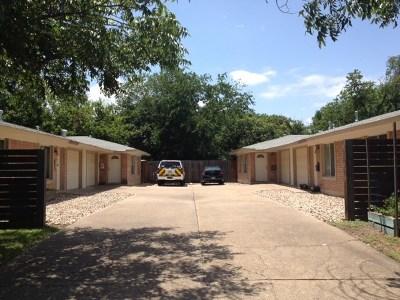 Multi Family Home For Sale: 5604 1/2 Joe Sayers Ave