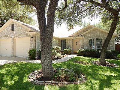 Cedar Park Single Family Home Pending - Taking Backups: 1419 Spiderlily Vw