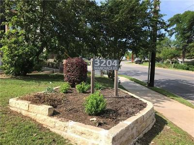 Austin Condo/Townhouse For Sale: 3204 Manchaca Rd #309