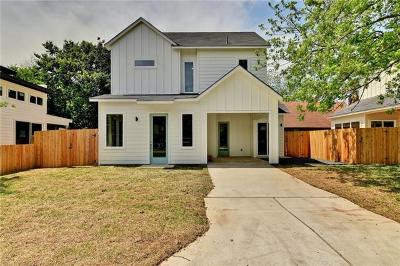 Austin Single Family Home Coming Soon: 2911 E 4th St #2
