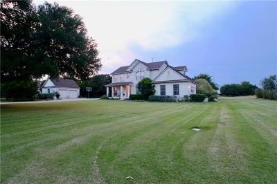 Leander Single Family Home For Sale: 2021 Spyglass Hl