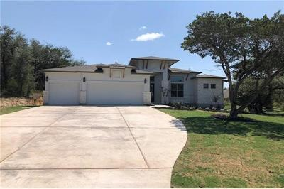 Spicewood Single Family Home For Sale: 5113 Diamante Dr