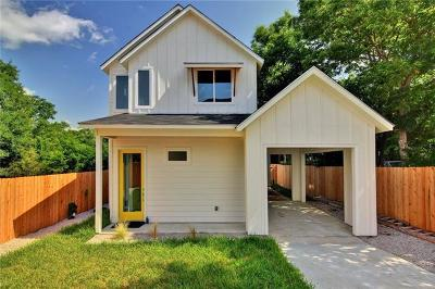Austin Single Family Home Coming Soon: 2918 E 13th St #1