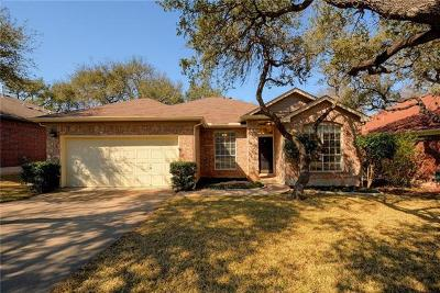 Travis County, Williamson County Single Family Home For Sale: 8508 Tyhurst Dr