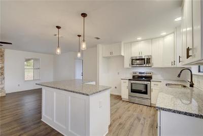 Buda Single Family Home For Sale: 12614 Crystal Creek Dr