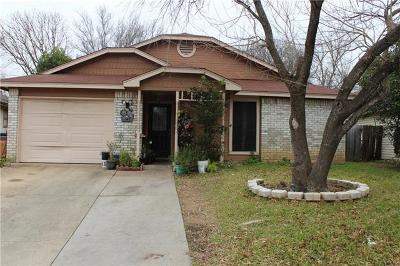 Austin Single Family Home For Sale: 11837 Shropshire Blvd