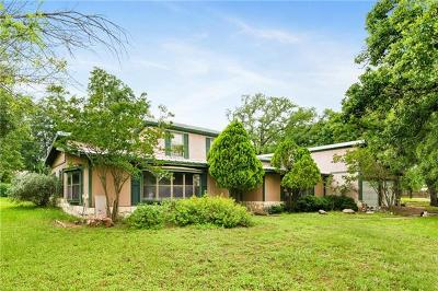 Burnet County Single Family Home For Sale: 650 Cypress Ln
