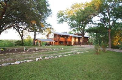 Lockhart Single Family Home For Sale: 1604 and 1614 Old Kelley Rd