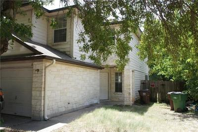 Round Rock Rental For Rent: 1009 Christopher #B