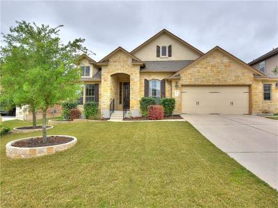 Austin Single Family Home For Sale: 492 Wild Rose Dr
