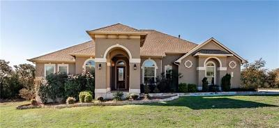 New Braunfels Single Family Home For Sale: 1537 Tramonto